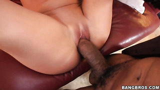 Sadie west makes her sex fantasies a reality