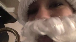 Horny Girls Blue Angel And Bobbi Starr Are Celebrating Christmas In Budapest