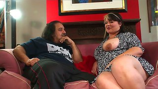 Dirty Talks With Kelly Shibari And Ron Jeremy
