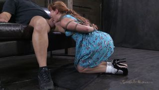 Dominated And Mouth Fucked
