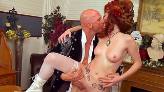 Johnny Sins Has That Medieval Spirit In His Body And He Fucks Veruca James In According To That