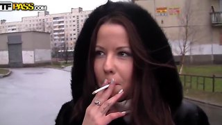 Mikaela Is A Street Hooker From Moscow, Take A Look