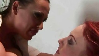 Mistress Punishing Hot Redhead
