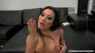 Livegonzo Asa Akira The Best Anal Japanese Hottie