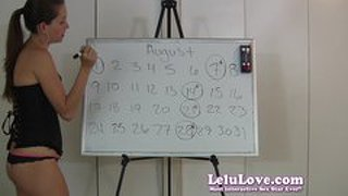Lelu love-august 2013 cum schedule