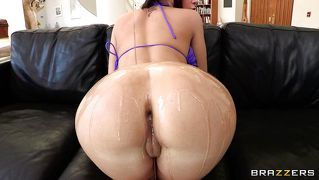What Big Oiled Juicy Ass