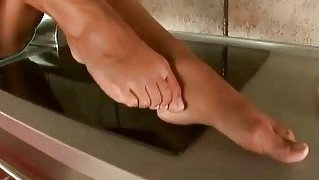 Footjob And Sex Compilation