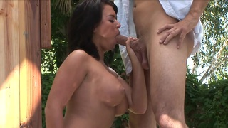 Eva Angelina Is A Professional Dick Riding Actress