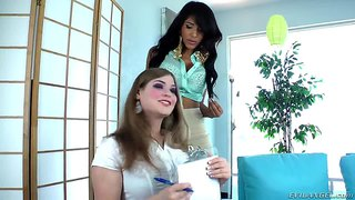 Naughty Jane Marie On Tiffany Starr?s Piston