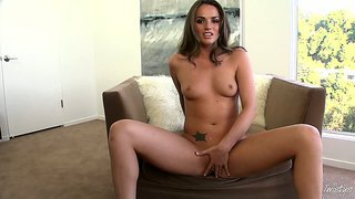Luscious Tori Black Stretches Her Snatch With Toys