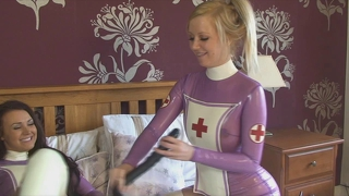 Latex Nurses Fucking