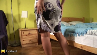 Hot Milf Sarah Loves To Play Alone