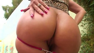 Arousing Redhead Janet Mason Enjoys Having Her Big Ass Pounded Deep And Hard