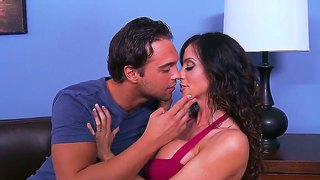 Horny Ariella Ferrera Wants A Big Cock On Breakfast