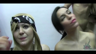 Rebeca And Silvana 29 Loads Swallowed