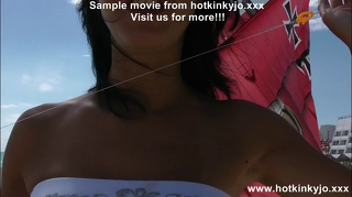 Hotkinkyjo in mexico anal footing extreme hardcore