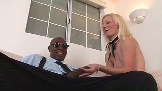Sweet Heidi Hanson Loves Interracial Role Plays!
