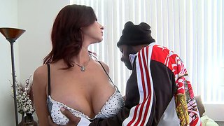Tiffany Mynx Is Not Against Of Interracial