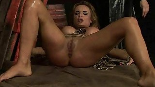 Two Mistresses Punishing Sex Slave