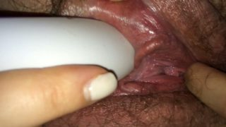 28 Year Old Wife Masturbates Orgasm