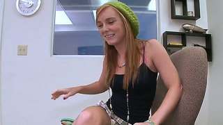 Slim Cutie Dani Jensen Gets Naked And Naughty