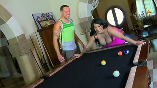 Exciting Pool Game With Trinity Maze Turns Into Rampage