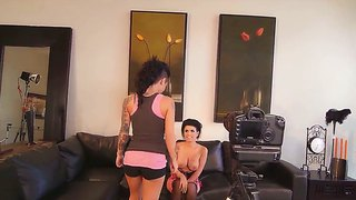Christy Mack And Eva Angelina In The Fucking Outstanding Clip!