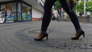 City Foot Cam L