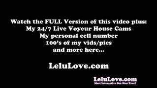 Lelu Love-Pov Bj Riding Hj Cumshot