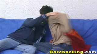 Gay Lovers Hardcore Barebacking