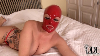 Rubber.ruby Big O' Boobs Blow Job