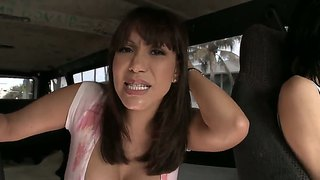 Ava Devine Is A Cock Crazed Babe With Huge Boobs