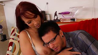 Dane Cross And Nicki Hunter In Wild Screw