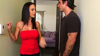 Lucky Boy Alan Stafford Seduced By His Best Friend's Busty Mother Mckenzie Lee