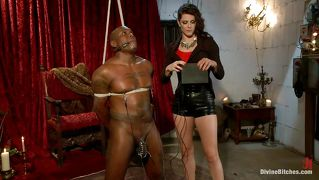 Bondage Female Domination Interracial Mistress