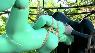 Hardcore Outdoor Fuck With Crazy Teen Boyfriend A Gorgeous Bitch Named Latex Lucy