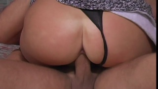 Horny Wife Is Ready To Be Fucked In The Ass