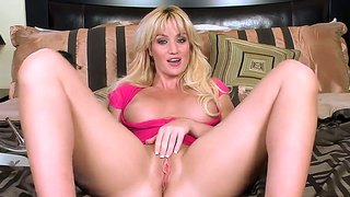 Angela Sommers Celebrates The Masturbating Anniversary