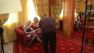 Silvia Saint And Stacy E Have Photo Shoot