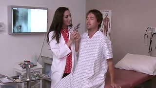 Sweet Babe Doctor Angelica Is Gonna Fuck Her Patient