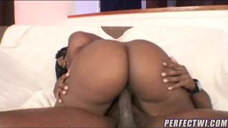 Hot Ebony Slut Humped Deep