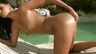 Larissa Dee Enjoying Anal Sex