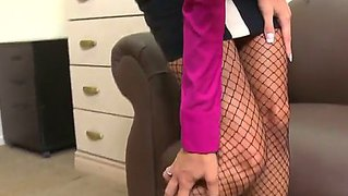 Busty whores alexis texas, jada stevens, jessica jaymes, katie st ives and lexi belle teases in office