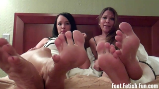 Worship Our Four Foot Fetish