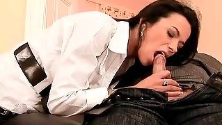 Pretty Teen Fucking A Lucky Old Guy