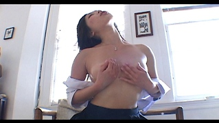 Sexy Asian Porn Star Yumi Sucking Dick And Riding Hard