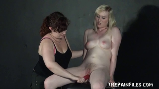 Erotic Domination Of Lesbian Submissive In Sex Toys Slavesex