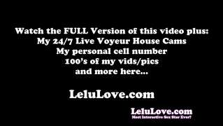 Lelu Love-Glasses Virtual Doggystyle Creampie