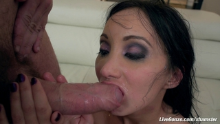 Livegonzo Katsuni Horny Asian Prefers Anal Action