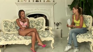 Dorothy Green Shows Her Body And Gives An Interview
